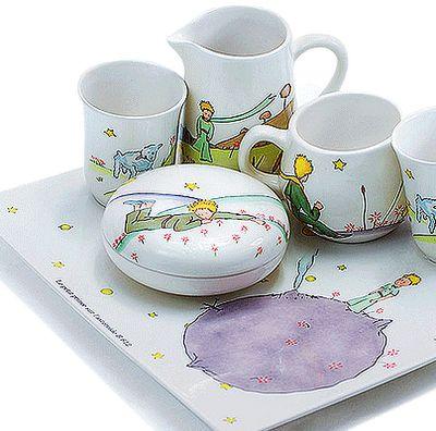 Petit Prince Tea set. OMG!!!!!