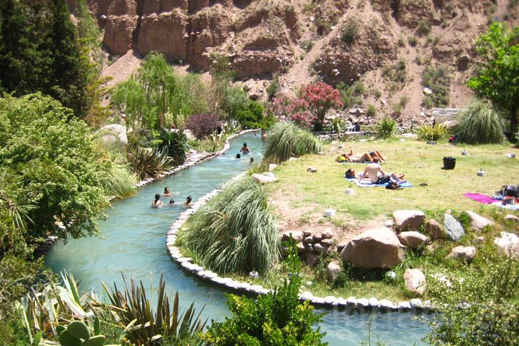 Cacheuta Water Park - Mendoza, Argentina