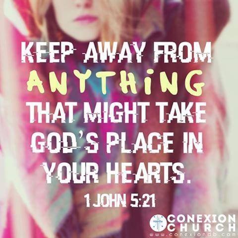 1 John 5:21