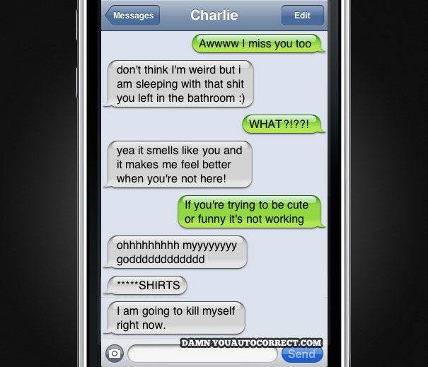 40 Funniest AutoCorrects Of 2011 | Bored PandaFunny Texts,  Internet Site, Laugh,  Website, Web Site, Funny Stuff, Humor, Auto Correct, Autocorrect Fail
