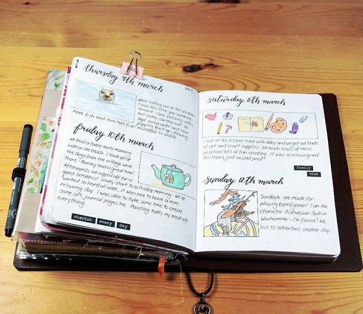 Capturing those special moments each day  #journal #omnijournal #bulletjournal #tn
