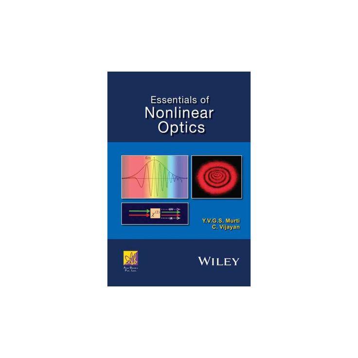 Essentials of Nonlinear Optics (Hardcover)