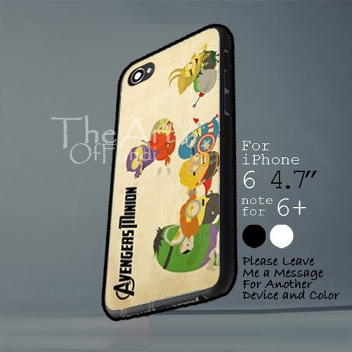 the avenger design Iphone 6 note for  6 Plus