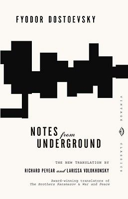 Notes from Underground by Fyodor Dostoyevsky, Andrew R. MacAndrew (Translator, Afterword), Ben Marcus   http://www.bookscrolling.com/the-54-best-short-books-you-can-read-in-a-day/ #bestshortbooks #bookscrolling