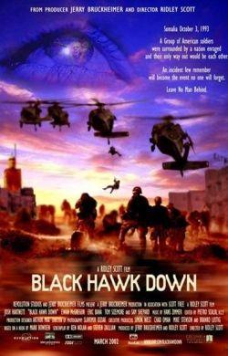 Kara Şahin Düştü – Black Hawk Down 2001 Türkçe Dublaj izle