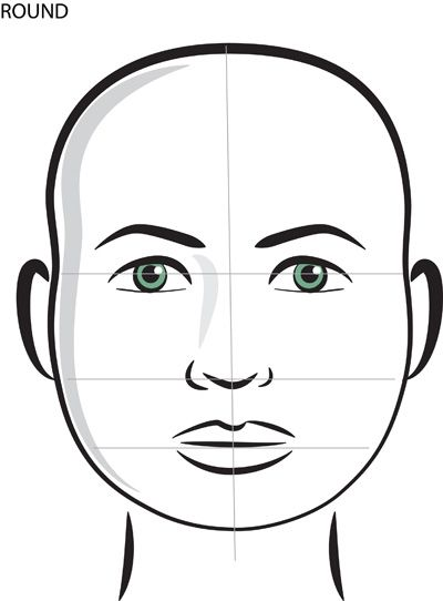 Best Hairstyle For Square Round Face : 16 best round face hairstyles images on pinterest