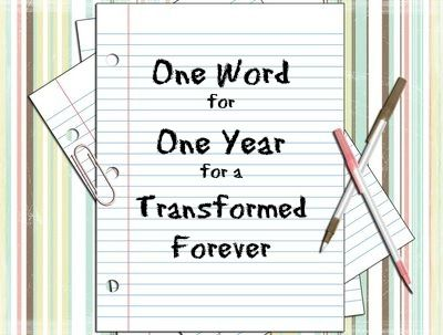"Step by step instructions to put together a ""One Word"" journal for 2014! GREAT idea!!!"