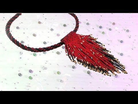 Турецкий жгут с двусторонним кулоном 1 https://www.youtube.com/watch?v=dojz-q27Q-I Весь мастер класс http://ideia-biser.blogspot.com/2016/11/Turetckii-zhgut-...