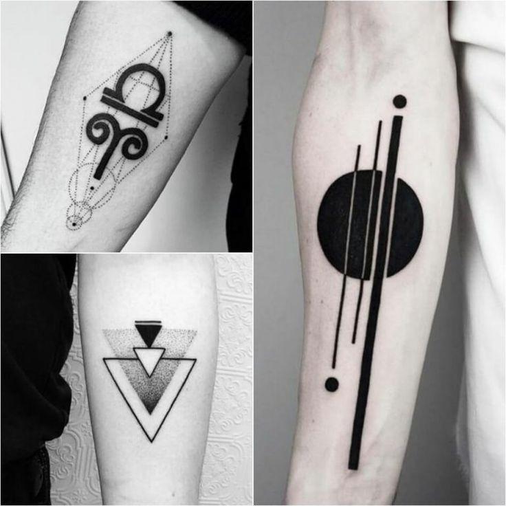 Geometric tattoos tattoo designs with deeper hidden
