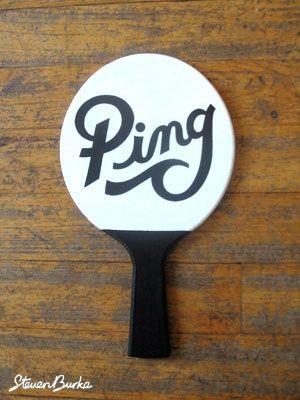 Ping by Steven Burke