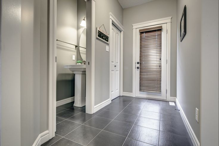 The back entry of the Winchester #showhome