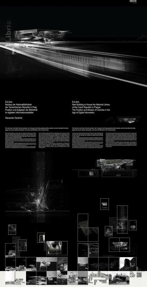 Arch2o-ExLibris Daxbo_êck - Billboard (2) - #ARCH2O , #Student_Week