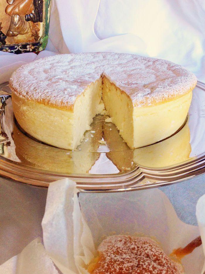 Patty's Cake: CHEESECAKE JAPONÉS Y SUS TRUCOS PARA QUE SALGA PERFECTO