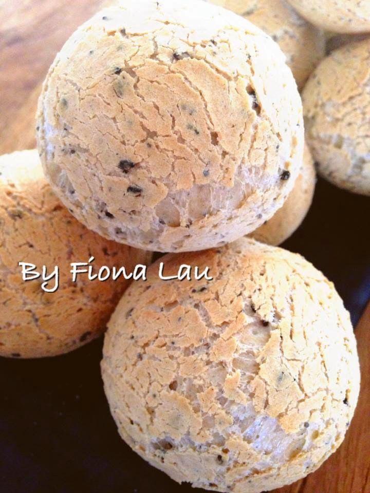 Baking's Corner: QQ Korean Moshi Bun ( chewy and crunchy ) - By Fio...