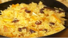 Zarda Recipe | Three Colored Zarda Recipe- do a mash up with this and Zerde to cut the dairy but include the cardamom flavours