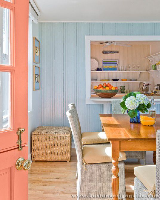 Beach Home Interior Design Ideas (Interior Design By Wilson Kelsey Design;  Photography By Michael