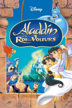 Watch Aladdin and the King of Thieves Full Movie Streaming HD