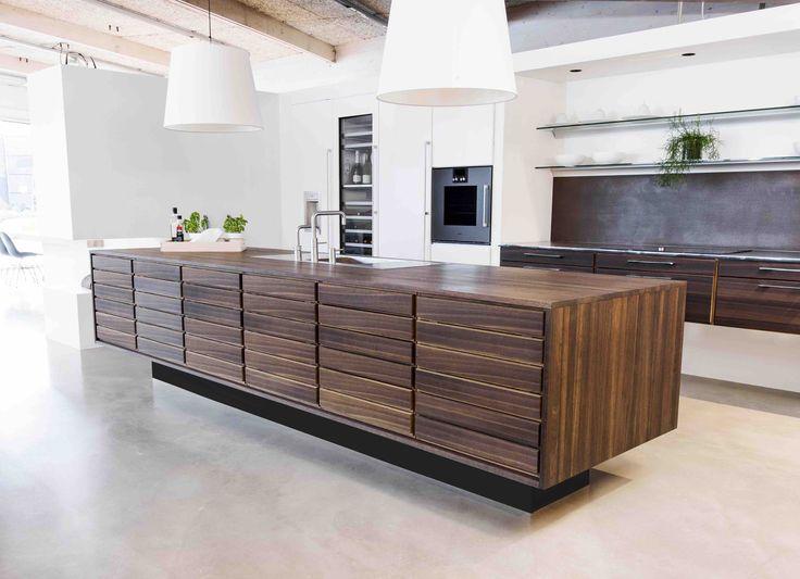 Form 1 // Smoked Oak Kitchen by Multiform