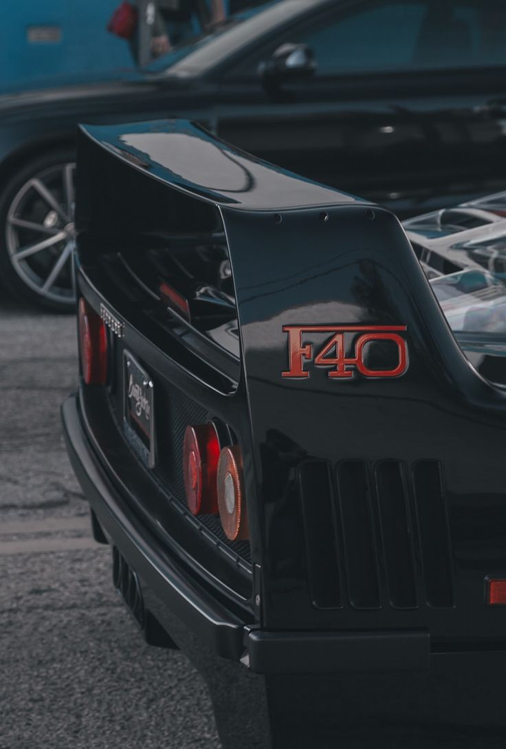 Gas monkey garage gas monkey pinterest garage monkey and gas - Ferrari F40 By Gas Monkey Garage