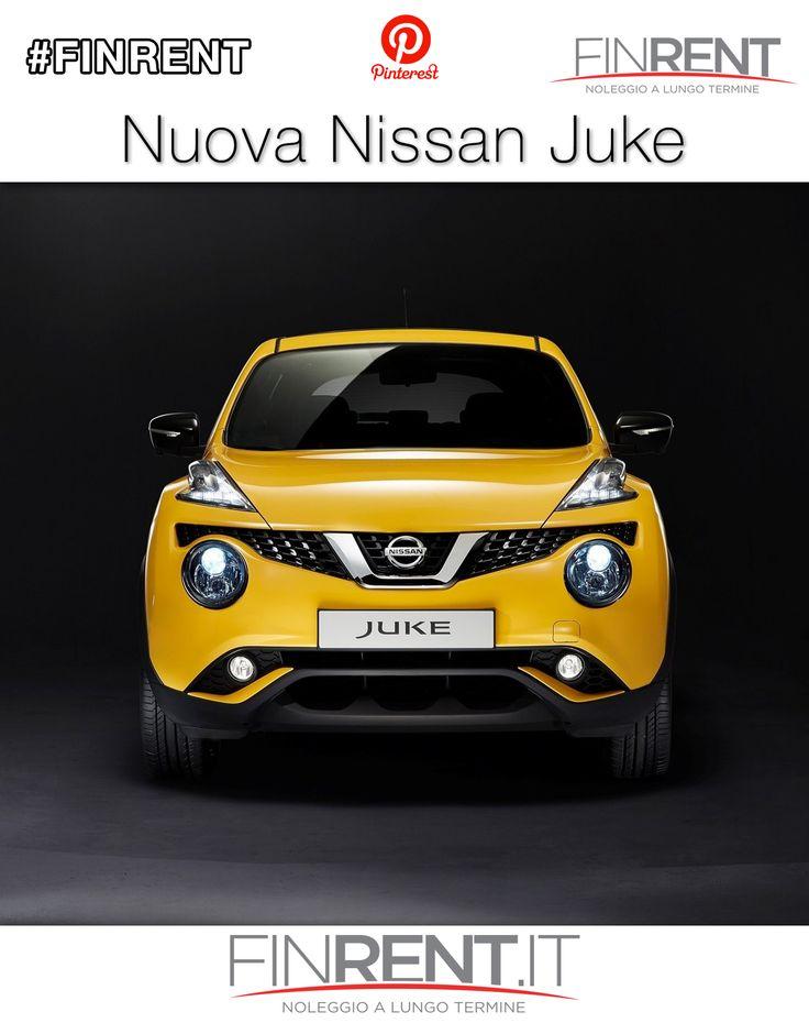 Nissan Juke   Finrent.it http://www.finrent.it/nissan-juke-383121/ #NissanJuke è una crossover nel senso più autentico del termine, ma tutta una serie di interventi stilistici la rendono assolutamente unica ed originale. #Finrent