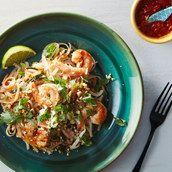 Brazilian shrimp stew