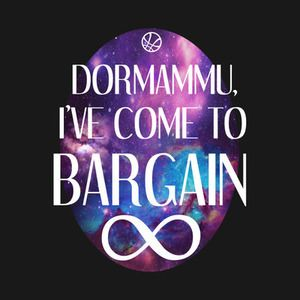 TeePublic: Dormammu, I've Come to Bargain ∞ T-Shirt