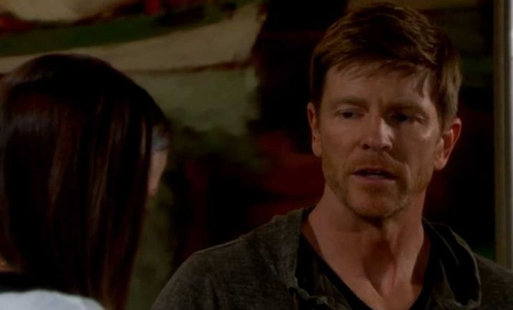 Burgess Jenkins OUT at The Young and the Restless.