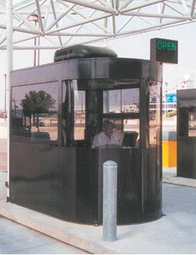PK-406 Toll Booth Shelters