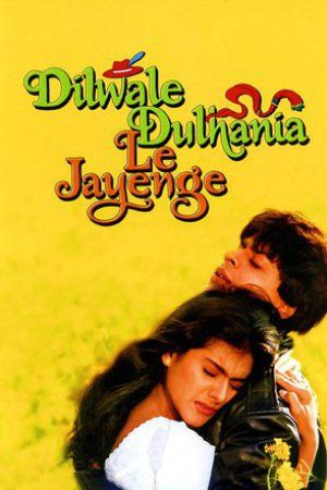 Dilwale Dulhania Le Jayenge Full Movie  Release : 1995-10-20 Genre : Comedy, Drama, Romance Stars : Shah Rukh Khan, Kajol, Amrish Puri, Anupam Kher, Satish Shah, Achala Sachdev Overview : Raj is a rich, carefree, happy-go-lucky second generation NRI. Simran is the daughter of Chaudhary Baldev Singh, who in spite of being an NRI is very strict about adherence to Indian values.