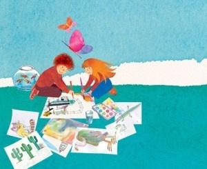 Illustrare libri per bambini: intervista a Giulia Orecchia