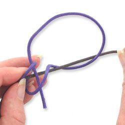 Comment faire un noeud coulissant ? - Perles & Co