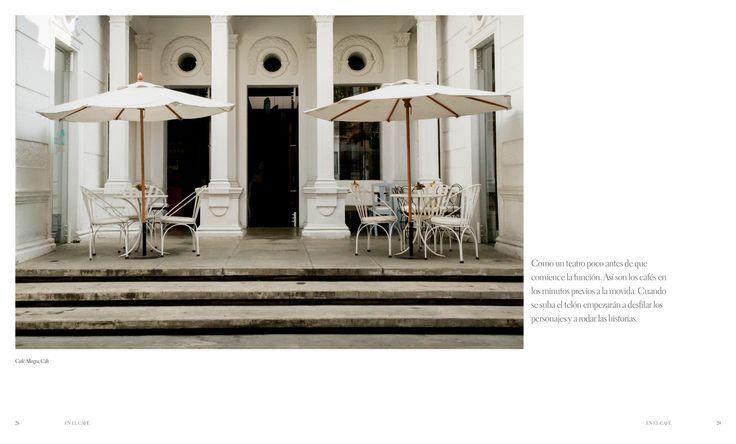 En el Café - Book Luxury