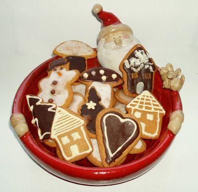 Radość gotowania: Pierniczki świąteczne