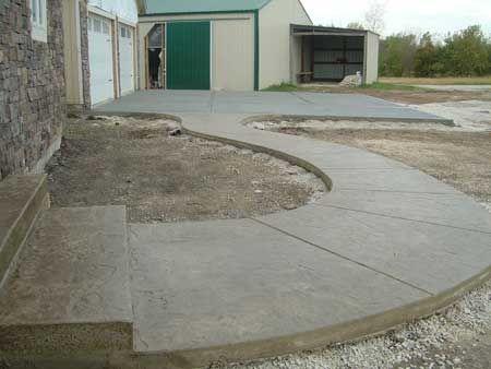 Ckr Construction Concrete Contractor Source Louisburg Kansas