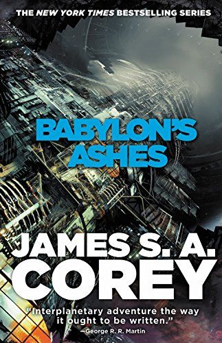 Babylon's Ashes (The Expanse #6) by James S.A. Corey Book Review, Buy Online