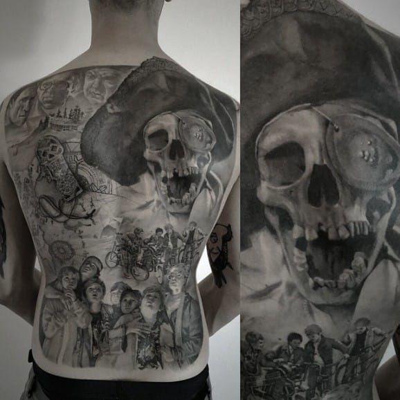 Amazing Goonies Tattoo by Gabri Pais