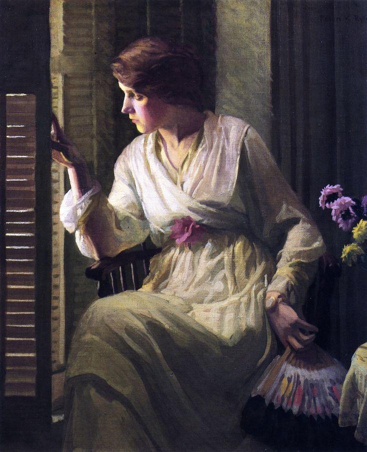 labellefilleart: La robe démodée, Robert Knight Ryland