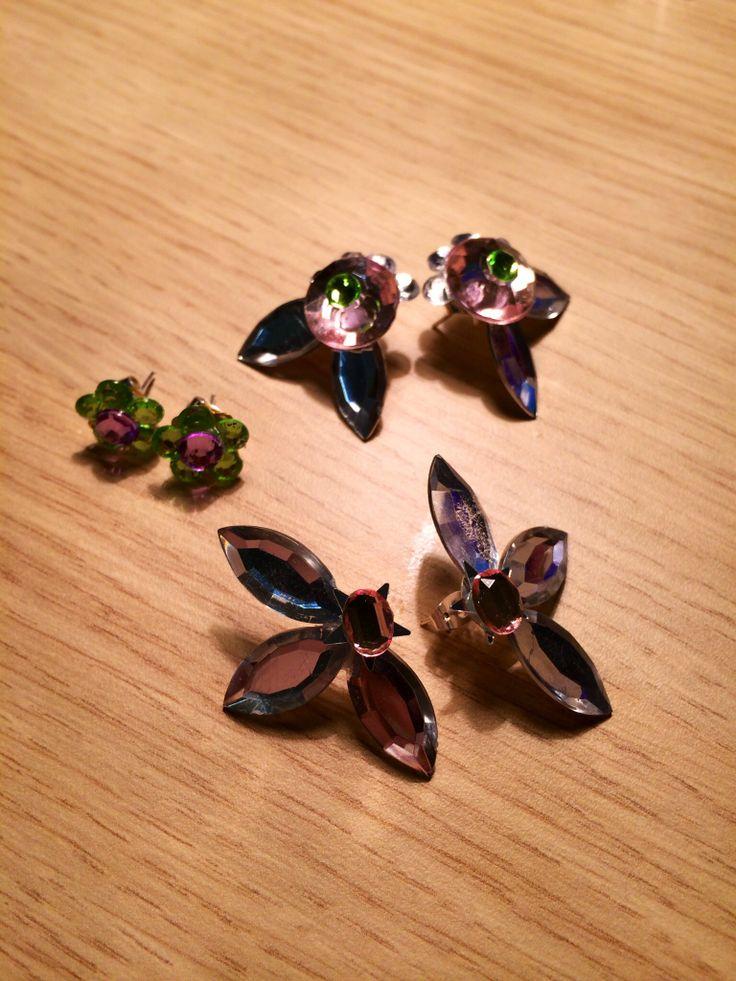 Hand made earrings!