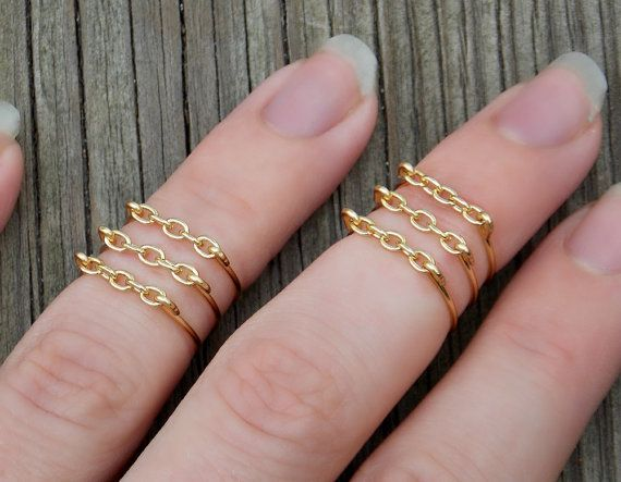 Best MIDI Rings Images On Pinterest Midi Rings Rings And - Cute diy wire rings for middle phalanges