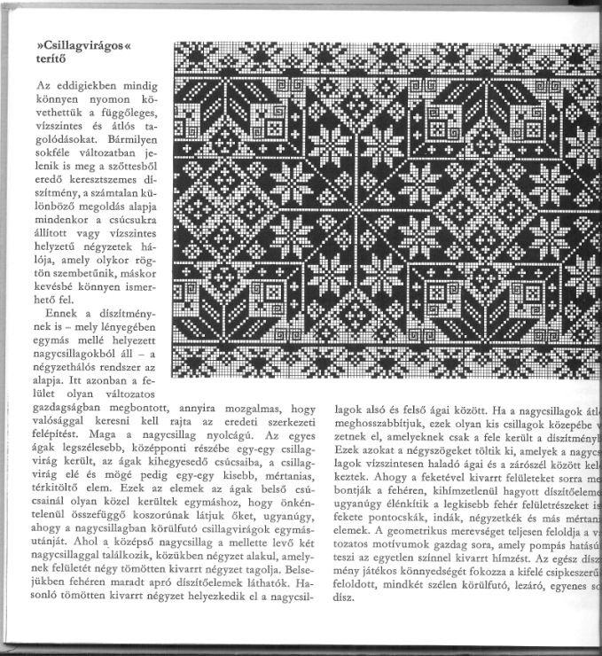 Gallery.ru / Фото #139 - Keresztszemes Kezimunkak (Венгерская вышивка) - tymannost