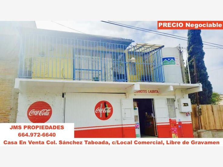 Casa en venta Sanchez Taboada Produtsa, Tijuana, Baja California, México $945,000 MXN   MX17-CP6643