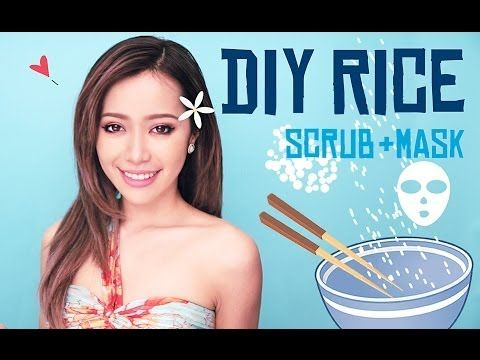 How To Make An All-Natural DIY Rice Face Scrub And Mask | SF Globe