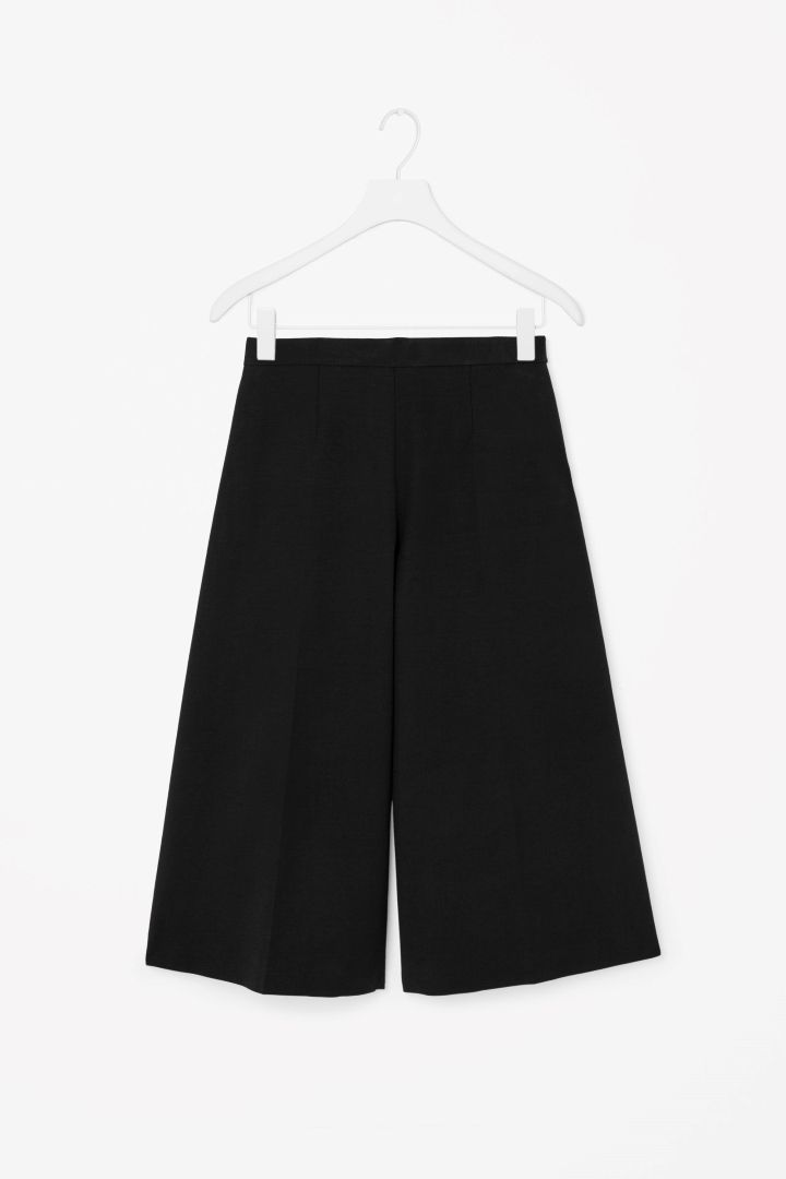 COS | A-line cropped trousers
