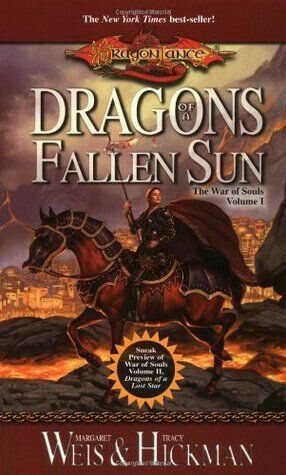 13 best books images on pinterest fantasy books science fiction dragons of a fallen sun dragonlance war of souls book by margaret weis and tracy hickman fandeluxe Gallery