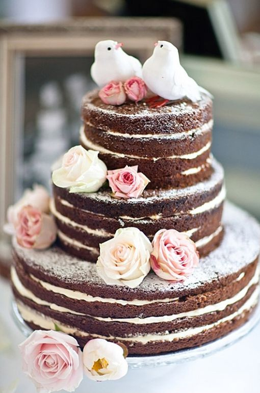 Naked-Chocolate-Wedding-Cake.jpg (510×771)