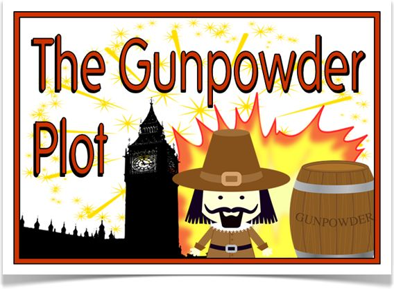 The Gunpowder Plot Posters - Treetop Displays - Downloadable EYFS, KS1, KS2 classroom display and primary teaching aid resource