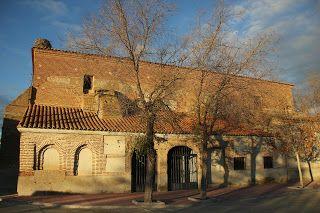 Lugares mudéjares: San Esteban de Zapardiel