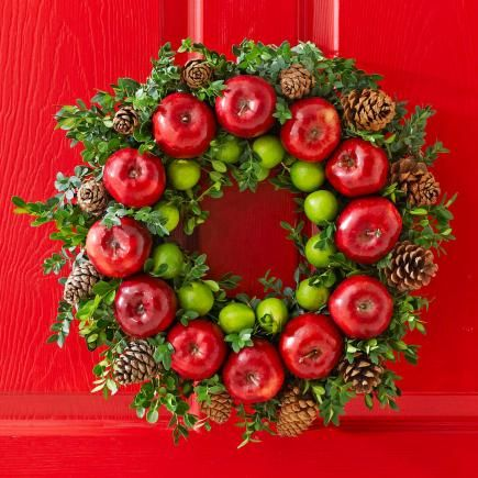 You'll love our collection of wreaths perfect for decorating indoors and out. Make them from scratch or start with a purchased wreath and add personal touches with bows, candy, berries, flowers, ornaments and more.