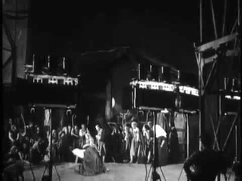 INRI (1923) Behind the Scenes with Robert Wiene
