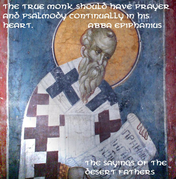 desert fathers early monasticism As any student of the monastic life and the desert fathers knows, the  let's look  first at the work of the monks and what they do to provide for.